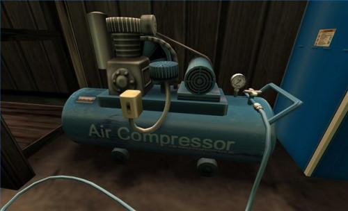 I pericoli di un compressore d'aria