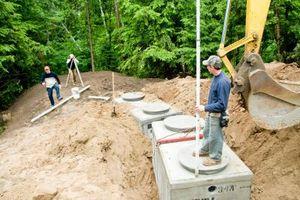 Come installare un seminterrato perimetrale Drain