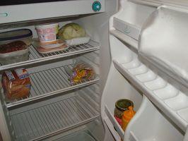 Le istruzioni per sostituire un frigorifero porta guarnizione