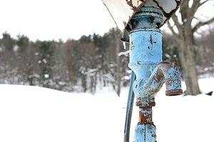 Come Scongelare tubi congelati