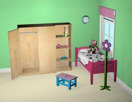 Idee per camere da letto della gioventù