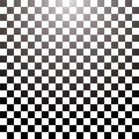 Come dipingere un design diagonale scacchiera Piano