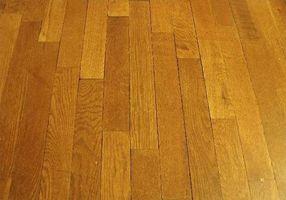 Modi Frugal per pulire pavimenti in legno