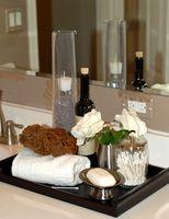 Come pulire un marmo Vanity