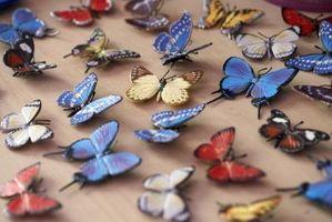 Multicolore farfalla Bush