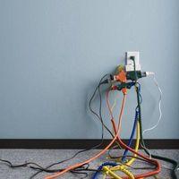 Come far passare i cavi elettrici in una casa esistente