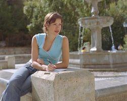 Che tipo di pietra è usato in Fontane?