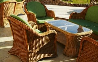 Come pulire cuscini Moldy Outdoor Furniture