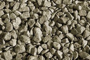 Come usare piastrelle & pietra allentata in una strada privata