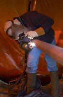 Come riparare tubi in rame Raccordi
