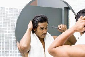 Modo migliore per appendere uno specchio pesante