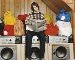 La mia lavatrice lascia macchie sui miei vestiti