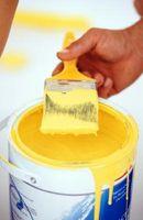 Sei il dipingere le pareti prima o dopo sostituzione pavimentazione?