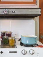 Come dipingere un forno con della vernice termoresistente
