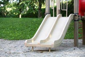 Idee per dei Bambini parco giochi all'aperto Piano