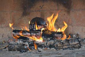 Tipi di legno per iniziare un incendio