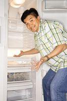 Come spostare un frigorifero Bloccato sul linoleum