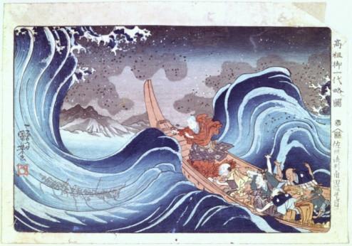 Gli effetti degli tsunami sulla Terra