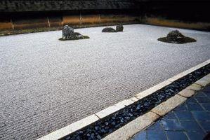 Come creare un giardino giapponese in miniatura