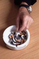 Come pulire Stale Smoke da una casa