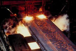 Le proprietà di CA285 acciaio al carbonio