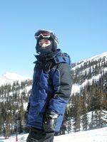 Come ottenere carburante diesel odore Su una giacca snowboard