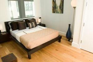 Come trattare una macchia scura su pavimenti in legno