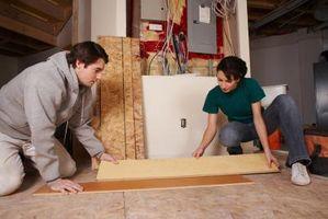 Come riparare pavimenti in laminato di legno con Fill Prodotti