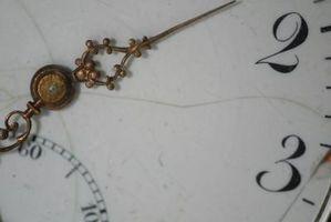 Istruzioni per un Kundo Anniversario 400 Day Clock