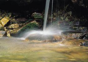 Come fare un Rock Garden cascata