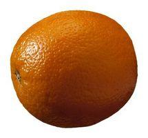 Metodi raccolto per arance navel
