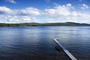 Quali sono alcune idee per un 10-acri Lago?