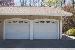 Garage Realizzato in legno