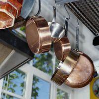 Come fare un Brass Bowl e rame Pentole e padelle Dip (Cleaner) a casa