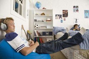 I migliori temi per camere ragazzi adolescenti '
