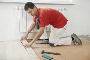 Quali sono le cause di un Pavimento di legno carico di punta?