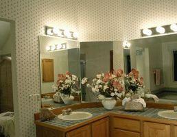 Fai da te Bathroom Vanity Tops