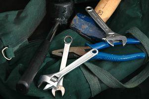 Come organizzare una cassetta degli attrezzi