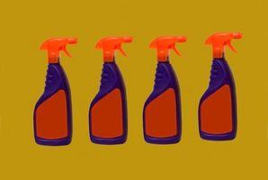 Come Smaltire pulizia sostanze chimiche