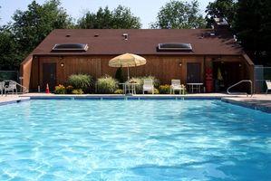 Come pulire un verde piscina fuori terra