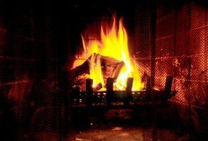 Come spegnere un incendio in un camino