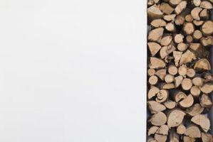 Brick Dry Storage Idee per legna da ardere