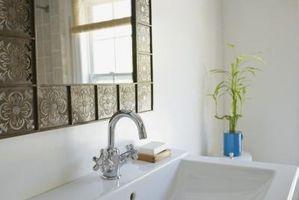 Come dipingere bagni con muffa