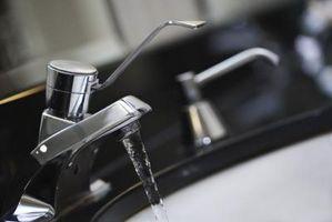 Come installare un Moen singola maniglia del rubinetto