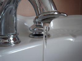 Come fermare un bagno che perde rubinetto
