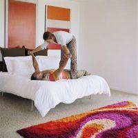 Come utilizzare il colore fucsia in Camere per adulti