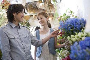 Come ordinare fiori da un rivenditore all'ingrosso