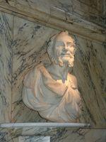 Come pulire un busto di marmo