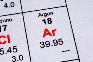 Linee guida per lo stoccaggio di gas Argon Bottiglie