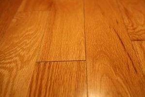 Come per lucidare pavimenti in legno Dopo brillare rapida